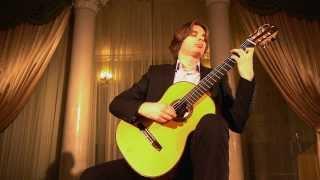 "Anton Baranov plays ""Black opal prelude"" by R. Charlton"