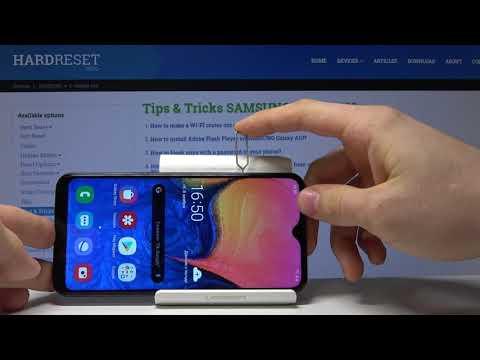 Как вставить Сим-карту в Samsung Galaxy A10