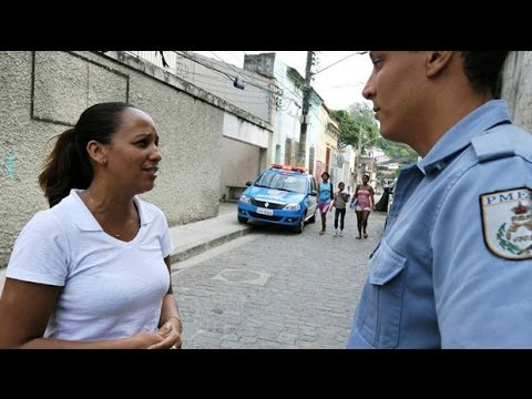 Brazil's super cop: pacifying Rio's favelas ahead of the World Cup