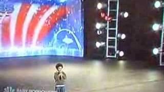 9-Year Old David Militello Performs on Americas Got Talent