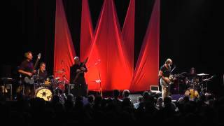 "The Crimson ProjeKCt - Heerlen, Theater 5.7.2014 - ""thrak"""