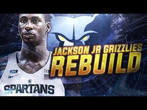 BEST DEFENSIVE SQUAD! JAREN JACKSON JR. GRIZZLIES REBUILD! NBA 2K18