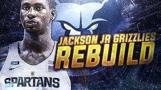 BEST DEFENSIVE SQUAD! JAREN JACKSON JR. GRIZZLIES REBUILD! NBA 2K18