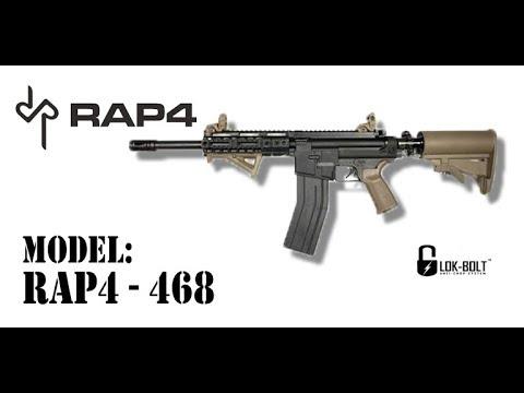 My RAP4 468 MAGFED Gun