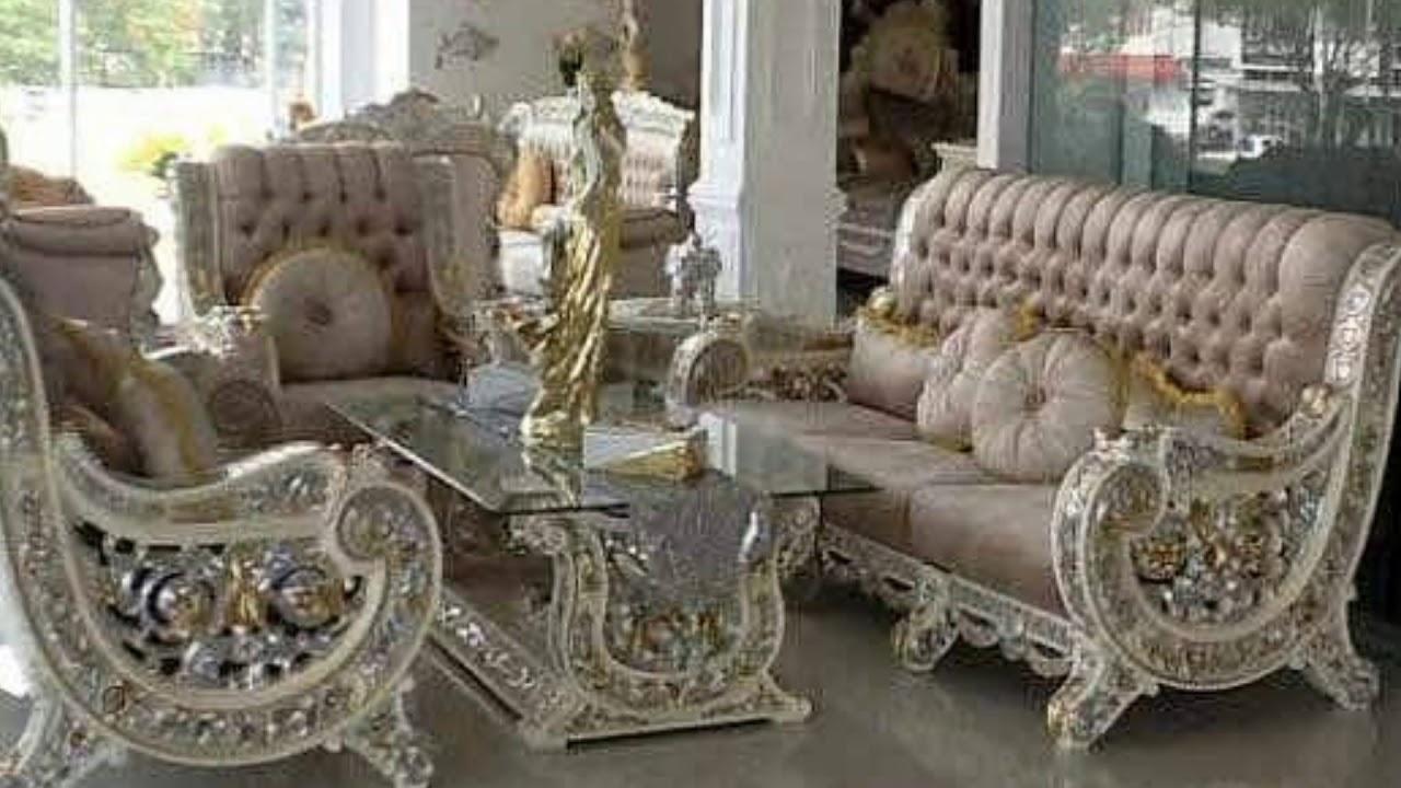 Kursi Sofa Mewah Terbaru Hp Wa 082330302593 Mebel Ukir Jepara