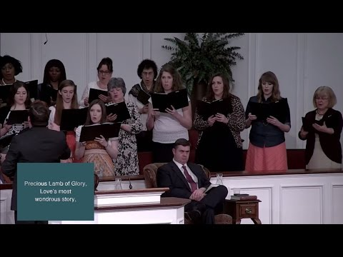 CBC Choir- Lamb of Glory
