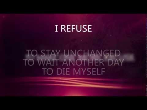 I Refuse - Josh Wilson (lyric video)