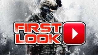 Arctic Combat Gameplay - First Look HD