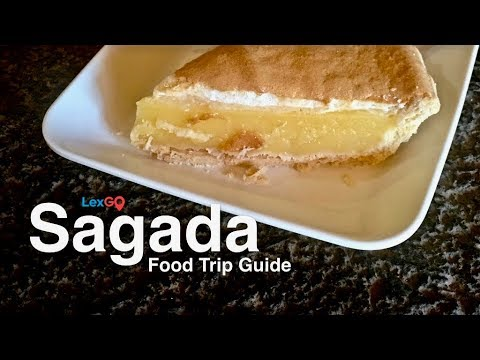 The Sagada Food Trip Guide | by LexGo