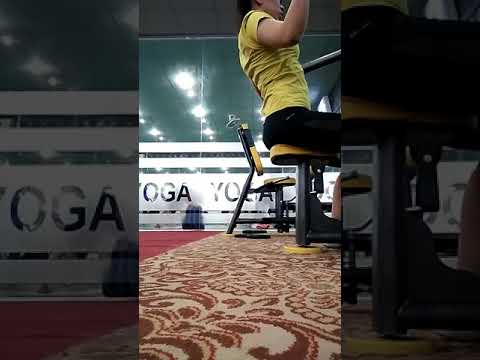 Test thử lat pull down 22/5/18