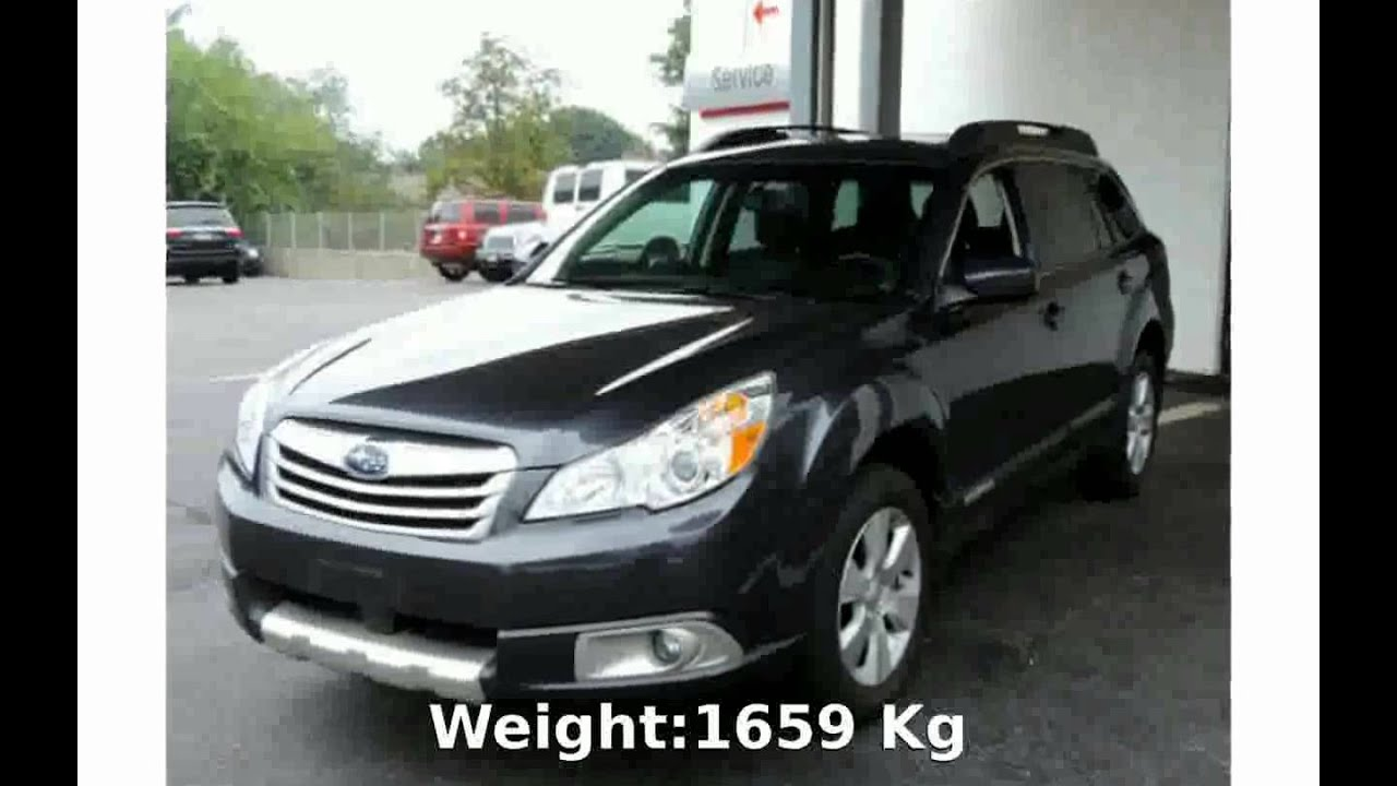 2012 subaru outback 3.6r limited features and walkaround - youtube