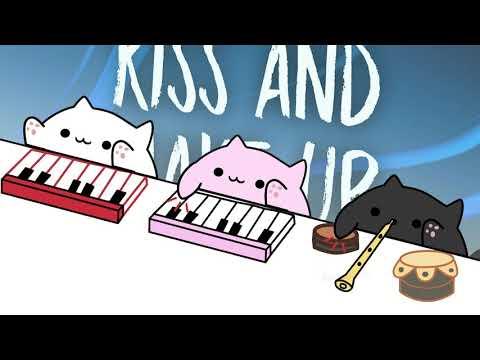 Bongo Cat Meme - KISS AND MAKE UP - Dua Lipa & BLACKPINK - 8 Bit Sound KPOP