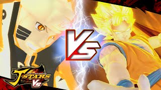 Naruto VS Goku | J-STAR VICTORY VS+「Jスターズ ビクトリーバーサス」