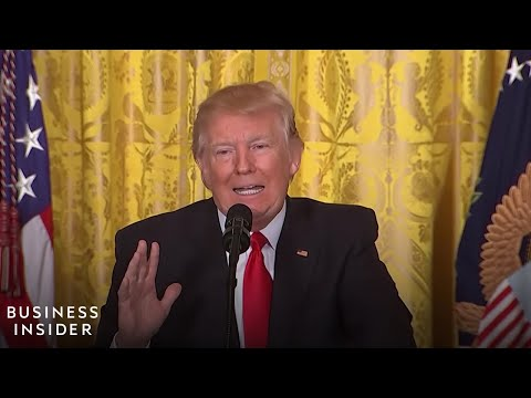 Trump's most heated exchanges with reporters at his longest press conference