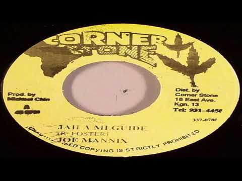 Joe Mannix - Jah A Mi Guide
