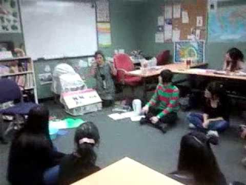 TESOL class in Canada