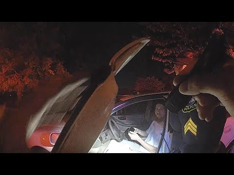 Man drags Newark officers with car during drug stop