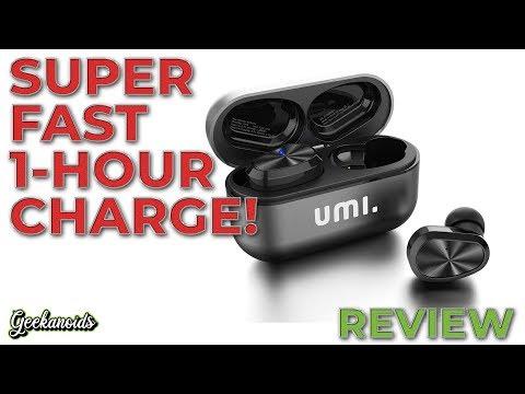 Umi. By Amazon W5S Wireless Earphones Review