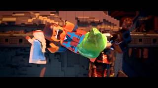 The LEGO® Movie - Trailer Ufficiale in Italiano   HD