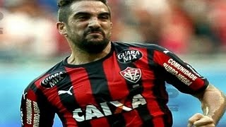 Gols, Vitória 3 x 1 Paysandu - Brasileirão Série B 26/09/2015
