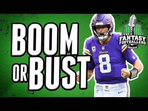 Kirk Cousins | Fantasy Football Starter or Streamer?