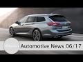 NEWS: E63 T-Modell, Insignia Sports Tourer, Octavia RS 245, Seat EV - Autophorie
