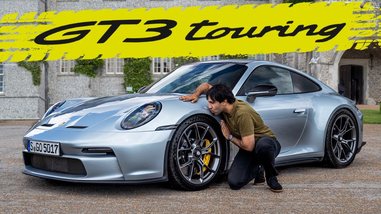 992 GT3 Touring PDK First Drive! TAKE MY MONEY!