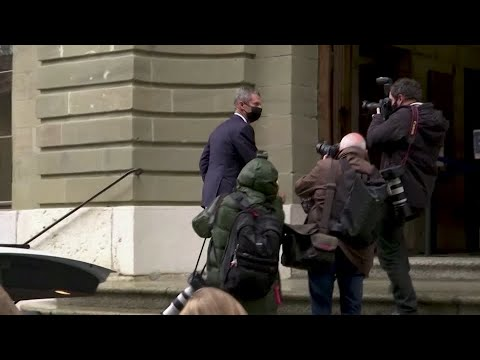 Swiss court finds Israeli businessman Beny Steinmetz guilty of corruption