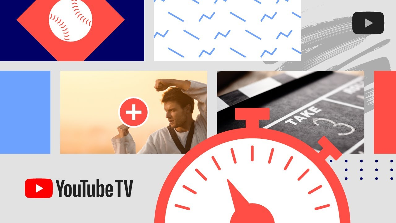 How to record shows, sports, events, and movies with YouTube TV | US only