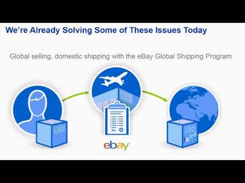 SBA and Paypal Webinar: How to Export Online