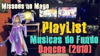 Baixar LIVE - PlayList do Canal Musicas de Fundo - Dances (2018)