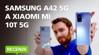 5G telefony, které nestojí balík