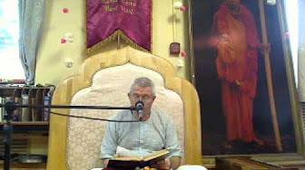 Шримад Бхагаватам 3.21.41-43 - Ачьюта Прия прабху