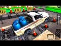 Cargo Pickup Truck Parking School Simulator - Android Gameplay FHD