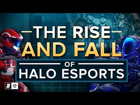 The Rise and Fall of Halo esports