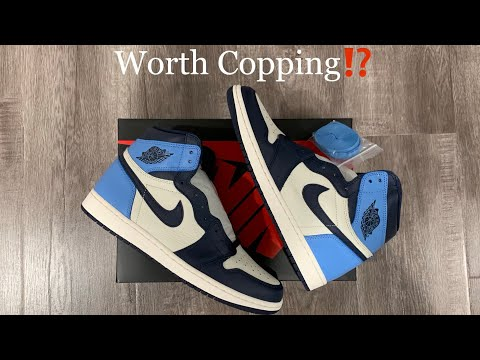 worth-copping?-jordan-1-high-obsidian-blue-unc-review-+-sell-or-hold?