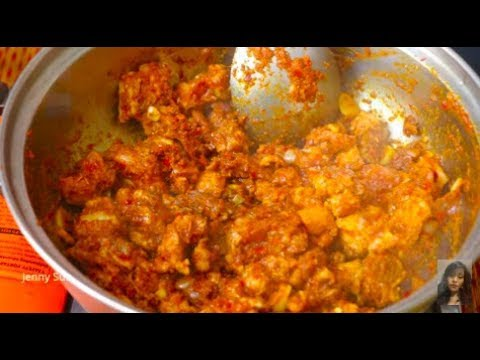 Asian Kitchen - How We Cook home At Our Home Village - Asian Food Recipes