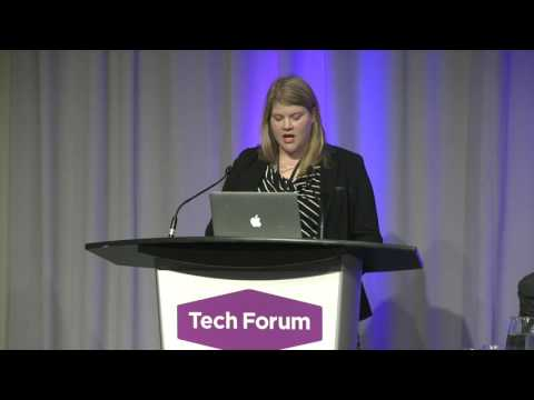 New Book Tech Show and Tell - Tech Forum 2016