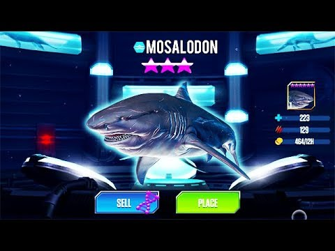 Download Jurassic World The Game Mosasaurus Hybrid Wallpapers