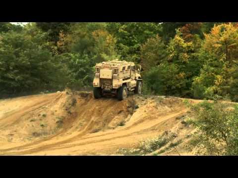 Navistar Defense MaxxPro Off-Road
