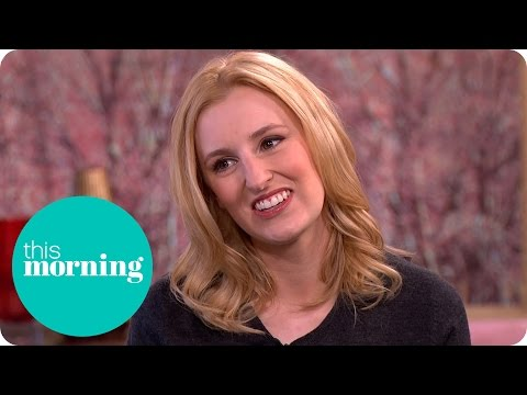 Laura Carmichael On Marcella Role  This Morning