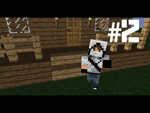Minecraft | Выживание с друзьями | #2