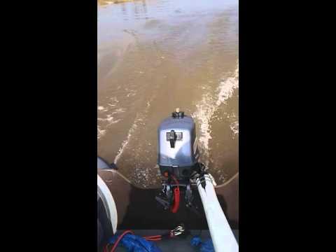 Лодка флагман 320 нднд и мотор sailor 2.6.