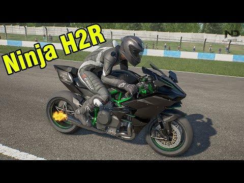 RIDE 3 #10 - Mua Và Trải Nghiệm Kawasaki Ninja H2R