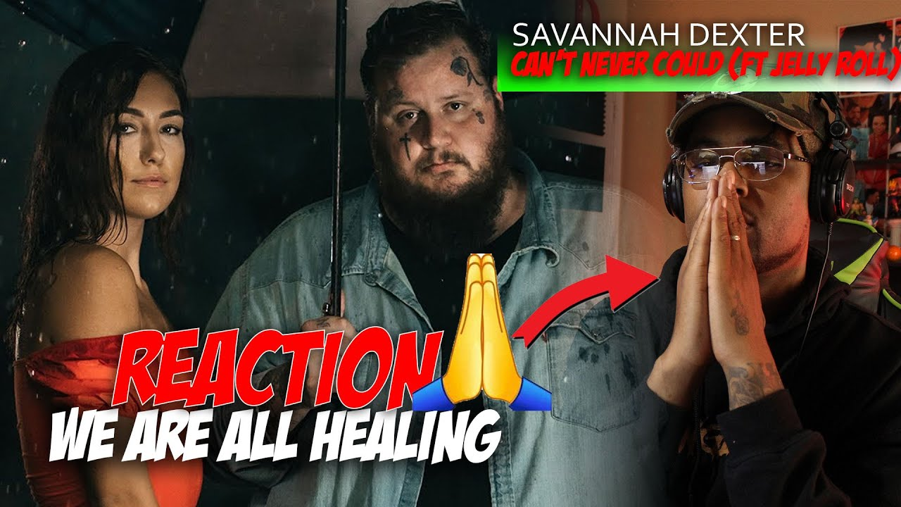 Savannah Dexter - Can't Never Could ft. Jelly Roll || Reaction