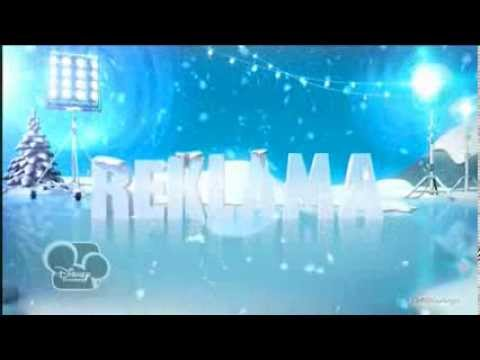 Disney Channel Poland Christmas Continuity and Idents 2013