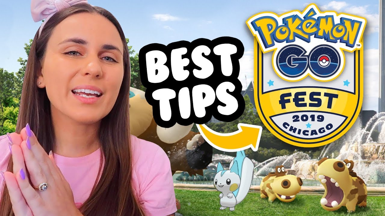 ULTIMATE GO FEST GUIDE! Top Tips for GO Fest Chicago in Pokémon GO