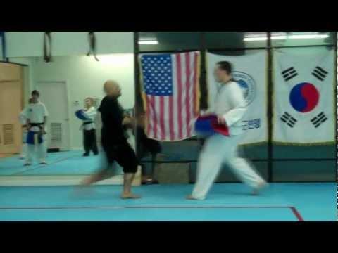 Taekwondo Advanced Sparring Techniques Vol 3