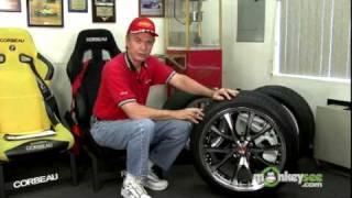 Choosing Custom Wheels and Tires