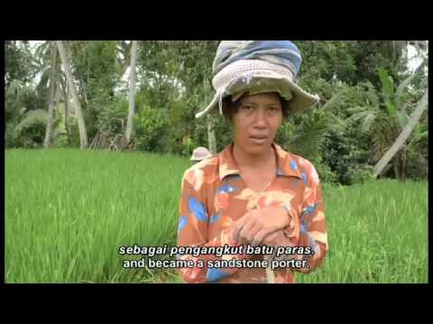 Dilema Tukad Petanu Bali